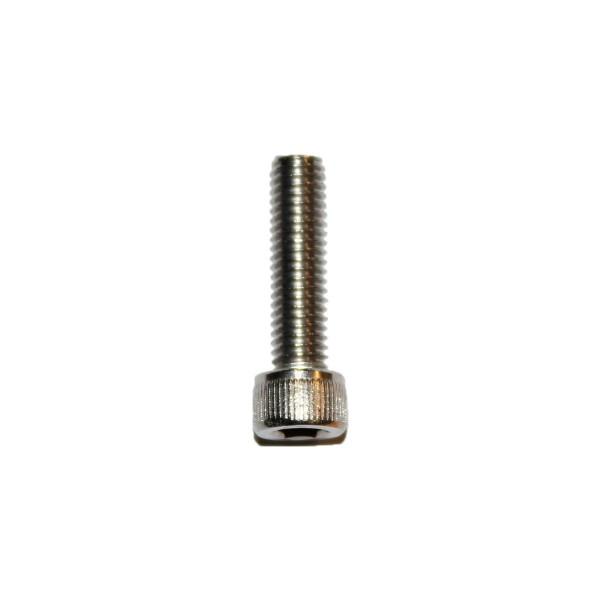 10 - 32 UNF x 3/4 Zoll Länge 19,05 mm Edelstahl A2 Innensechskantschraube