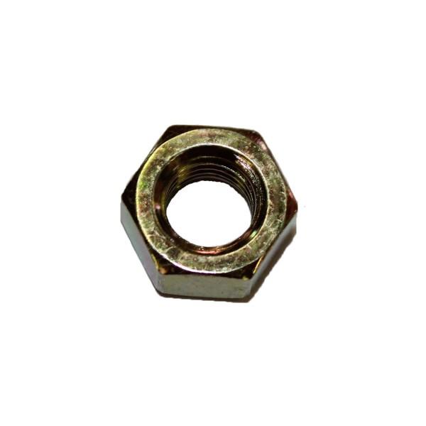 3/8 Zoll - 16 UNC Sechskantmutter Stahl Grade 8