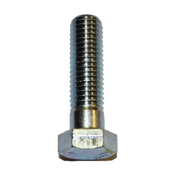 5/8 Zoll - 11 x 2 1/4 Zoll Länge 57,15 mm Sechskantschraube UNC verzinkt