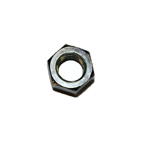 3/8 Zoll - 16 UNC Sechskantmutter Stahl verzinkt