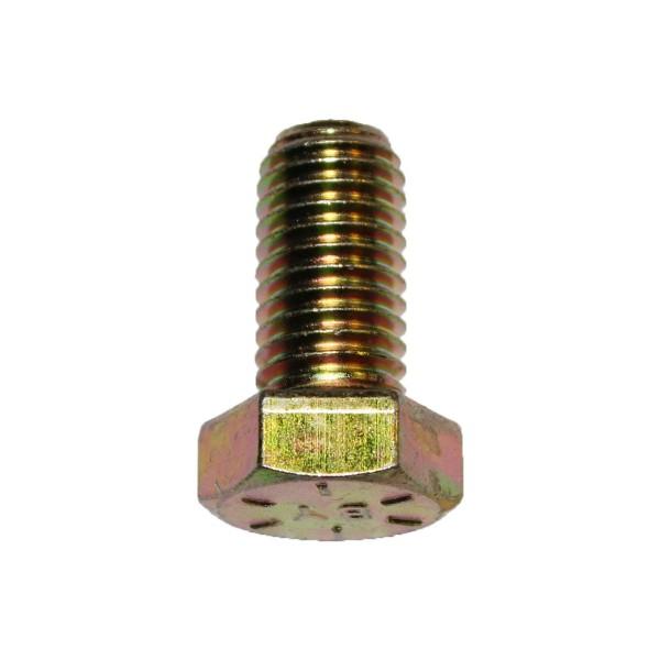 5/8 Zoll - 11 x 1 1/4 Zoll Länge 31,75 mm Sechskantschraube UNC 10.9 gelb verzinkt
