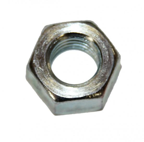 3/8 Zoll - 16 UNC Sechskantmutter Stahl verzinkt Grade 5 (8.8)