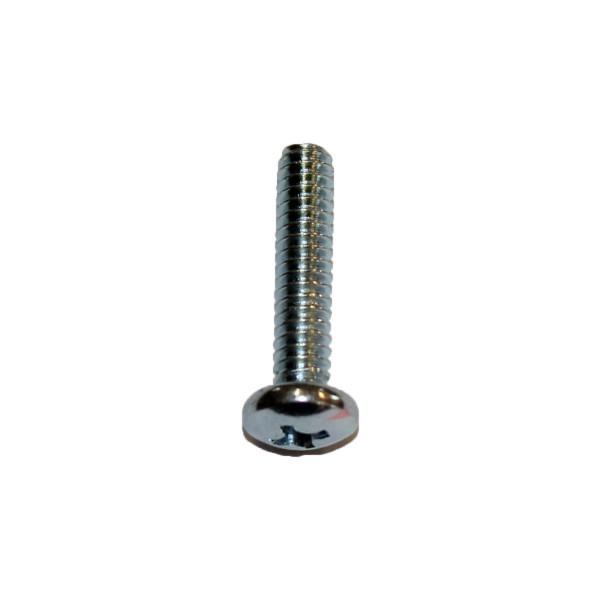10 - 24 UNC x 7/8 Zoll Länge 22,23 mm Linsenkopfschraube verzinkt UNC