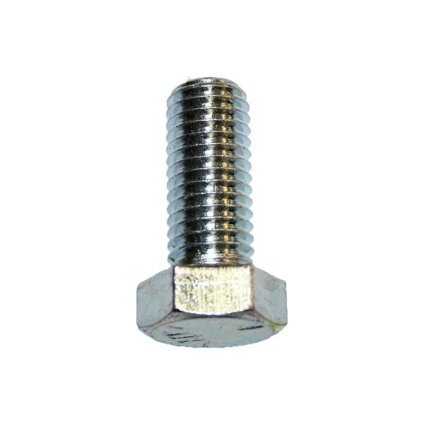 5/8 Zoll - 11 x 1 1/2 Zoll Länge 38,10 mm Sechskantschraube UNC verzinkt