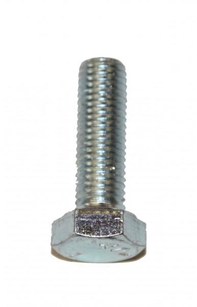5/16 Zoll - 24 x 1 Zoll Länge 25,4 mm Sechskantschraube UNF verzinkt