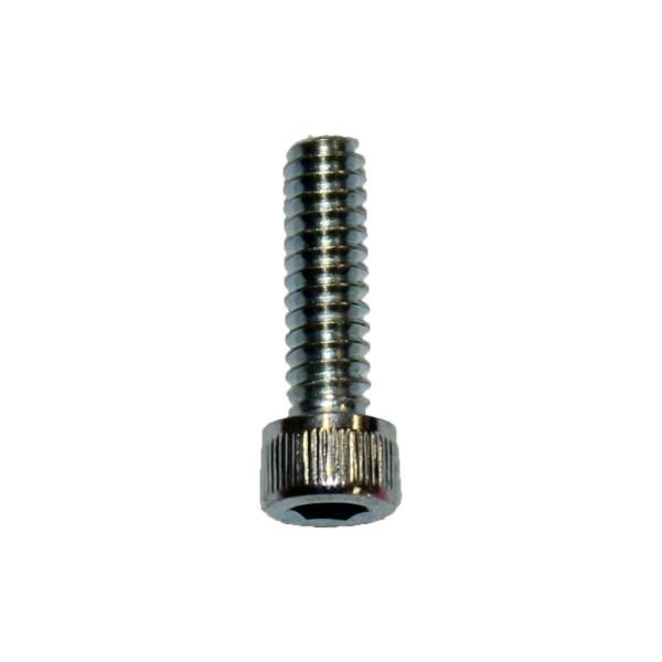 6 - 32 UNC x 1/2 Zoll Länge 12,70 mm Innensechskantschraube verzinkt