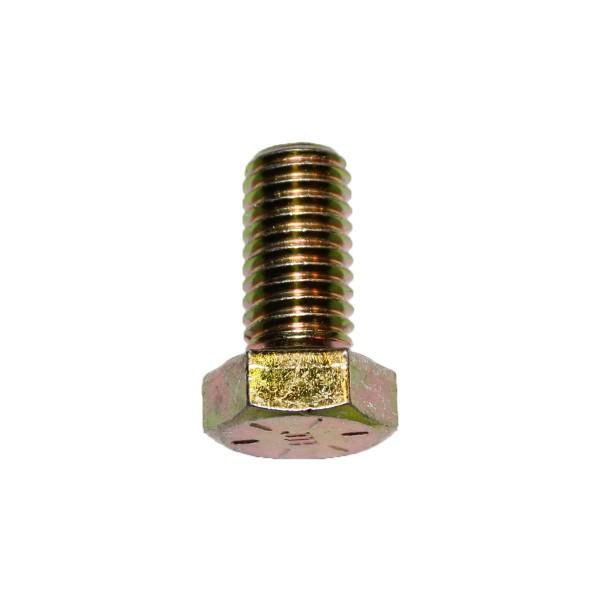 1/2 Zoll - 13 x 1 Zoll Länge 25,40 mm Sechskantschraube UNC 10.9 gelb verzinkt