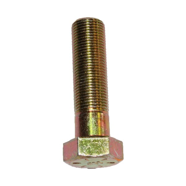 3/4 Zoll - 16 x 2 3/4 Zoll Länge 69,85 mm Sechskantschraube UNF 10.9 gelb verzinkt
