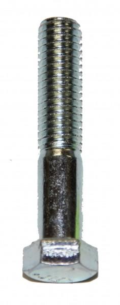 7/16 Zoll - 14 x 2 1/4 Zoll Länge 57,15 mm Sechskantschraube UNC verzinkt