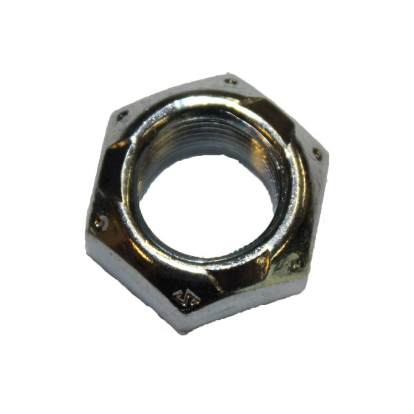 5/8 Zoll - 11 UNC Sicherungsmutter Ganzmetall Grade C