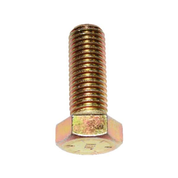 3/4 Zoll - 10 x 2 Zoll Länge 50,80 mm Sechskantschraube UNC 10.9 gelb verzinkt