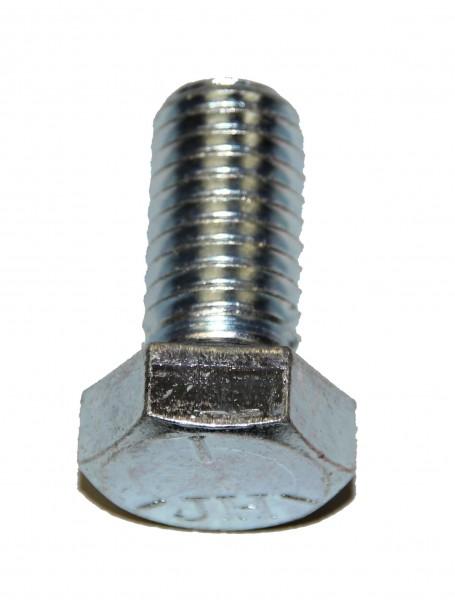 1/2 Zoll - 13 x 1 Zoll Länge 25,40 mm Sechskantschraube UNC verzinkt