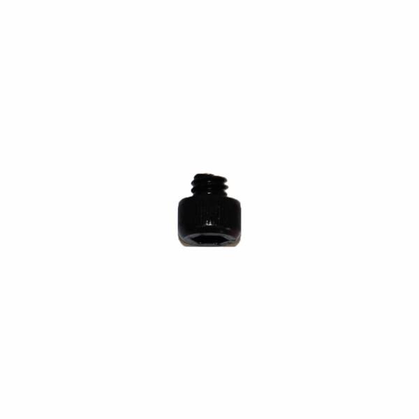8 - 32 UNC x 1/8 Zoll Länge 3,17 mm Innensechskantschraube