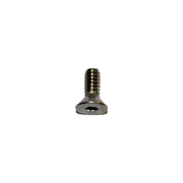 10 - 24 UNC x 1/2 Zoll Länge 12,70 mm Edelstahl A2 Senkkopfschraube