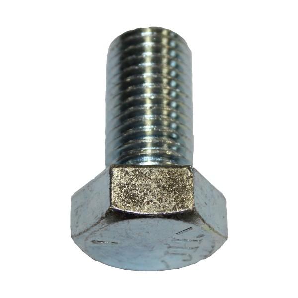3/4 Zoll - 10 x 1 1/2 Zoll Länge 38,10 mm Sechskantschraube UNC verzinkt