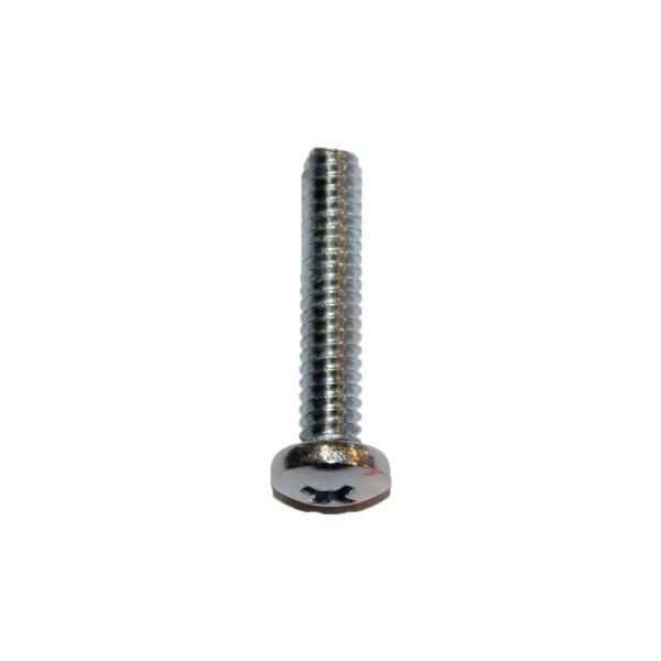 10 - 24 UNC x 1 Zoll Länge 25,40 mm Linsenkopfschraube verzinkt UNC