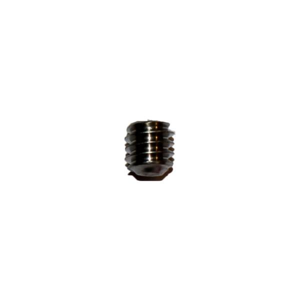 1/4 Zoll - 20 x 1/4 Zoll Länge 6,35 mm Edelstahl A2 Gewindestift UNC