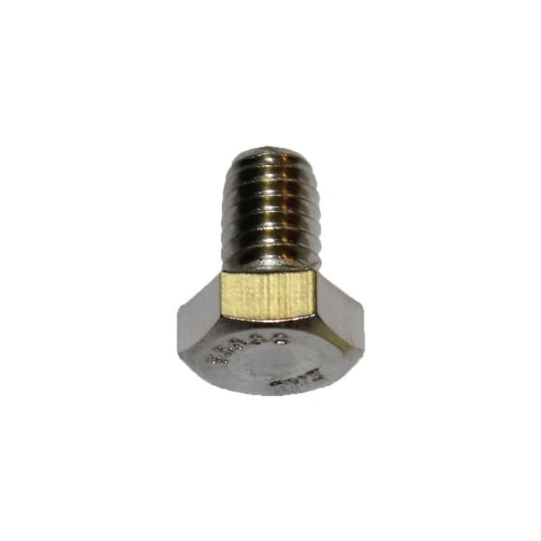 5/16 Zoll - 18 x 1/2 Zoll Länge 12,70 mm Sechskantschraube UNC Edelstahl A2