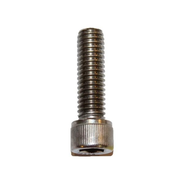 3/8 Zoll - 16 x 1 1/4 Zoll Länge 31,75 mm Innensechskantschraube UNC Edelstahl A2