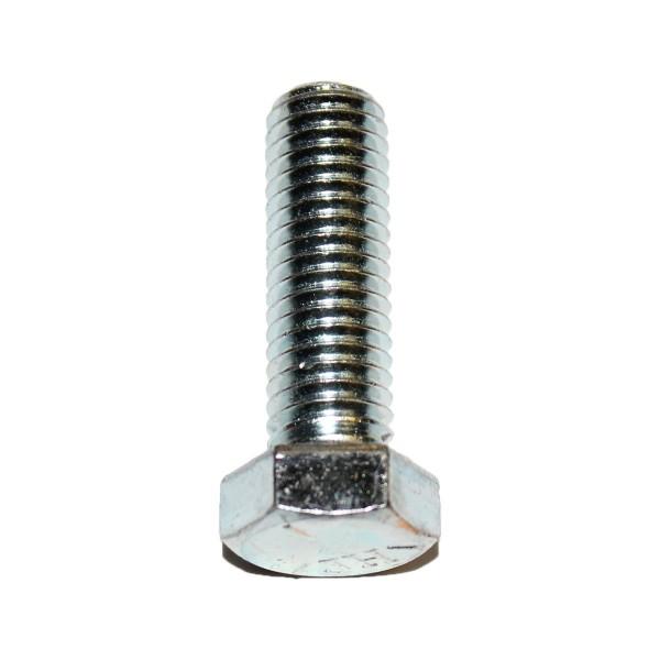 1/2 Zoll - 13 x 1 5/8 Zoll Länge 41,27 mm Sechskantschraube UNC verzinkt