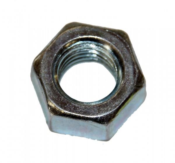 1/2 Zoll - 13 UNC Sechskantmutter Stahl verzinkt