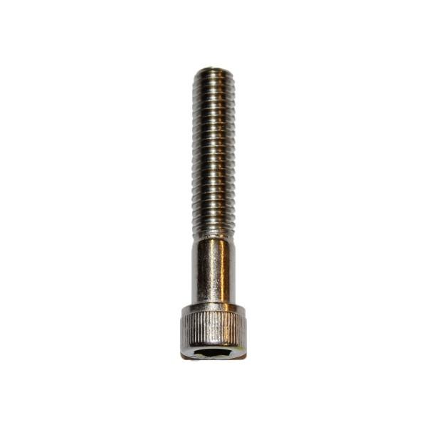 5/16 Zoll - 18 x 1 3/4 Zoll Länge 44,45 mm Innensechskantschraube UNC Edelstahl A2