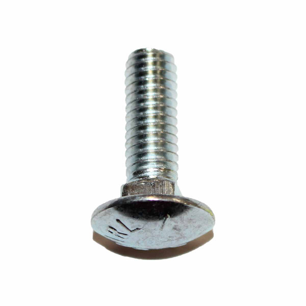 Flachrundschraube UNC ähnl. DIN 603