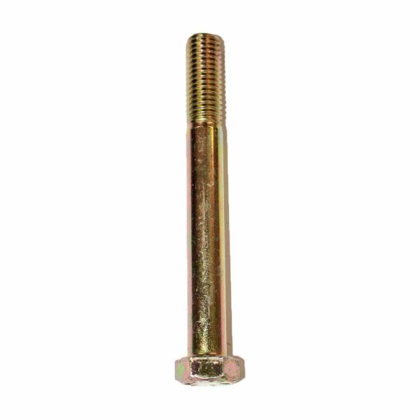 9/16 Zoll - 12 x 5 Zoll Länge 127,00 mm Sechskantschraube UNC 10.9 gelb verzinkt