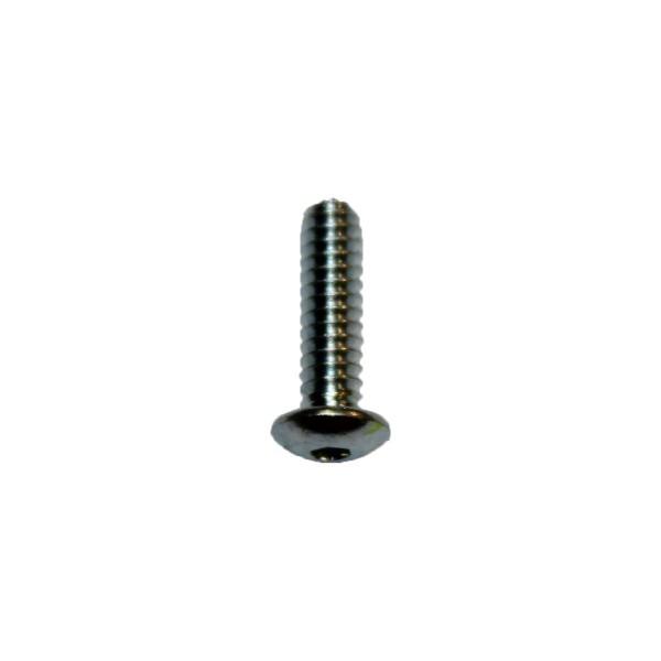 6 - 32 UNC x 1/2 Zoll Länge 12,70 mm Linsenkopfschraube verzinkt