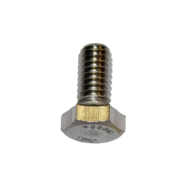 5/16 Zoll - 18 x 5/8 Zoll Länge 15,88 mm Sechskantschraube UNC Edelstahl A2