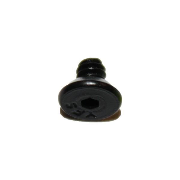 4 - 40 UNC x 3/16 Zoll Länge 4,76 mm Senkkopfschraube m. Innensechskant