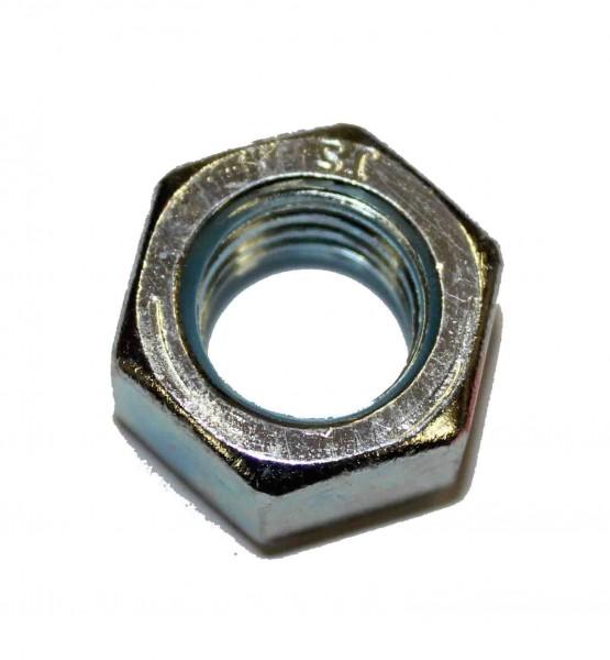 5/8 Zoll - 11 UNC Sechskantmutter Stahl verzinkt Grade 5