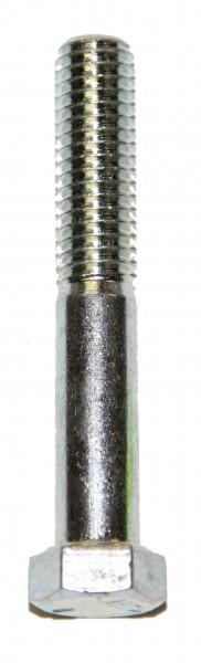 7/16 Zoll - 14 x 2 3/4 Zoll Länge 69,85 mm Sechskantschraube UNC verzinkt