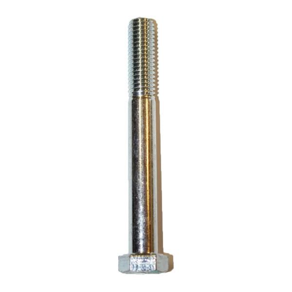 1/2 Zoll - 13 x 4 1/4 Zoll Länge 107,95 mm Sechskantschraube UNC verzinkt