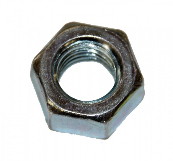 1/2 Zoll - 13 UNC Sechskantmutter Stahl verzinkt Grade 5