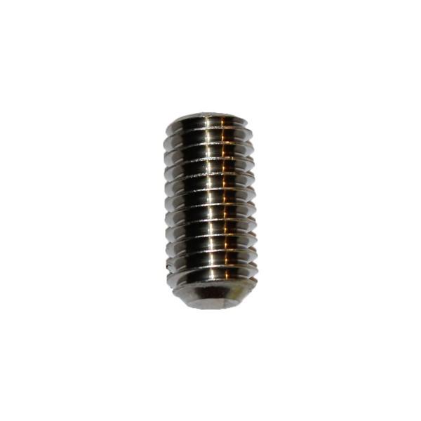 3/8 Zoll - 16 x 3/4 Zoll Länge 19,05 mm Edelstahl A2 Gewindestift UNC