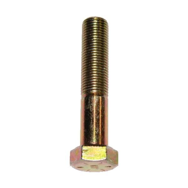 1/2 Zoll - 20 x 2 1/2 Zoll Länge 63,50 mm Sechskantschraube UNF 10.9 gelb verzinkt