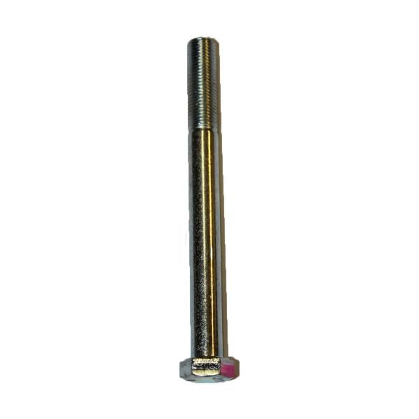 3/8 Zoll - 24 x 4 Zoll Länge 101,60 mm Sechskantschraube UNF verzinkt
