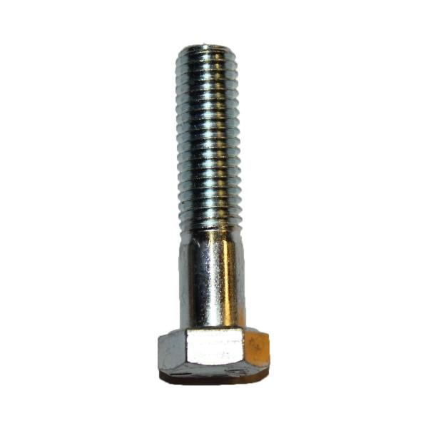 1/2 Zoll - 13 x 2 1/4 Zoll Länge 57,15 mm Sechskantschraube UNC verzinkt
