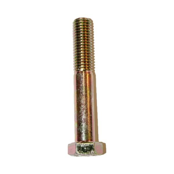 5/8 Zoll - 11 x 4 Zoll Länge 101,60 mm Sechskantschraube UNC 10.9 gelb verzinkt