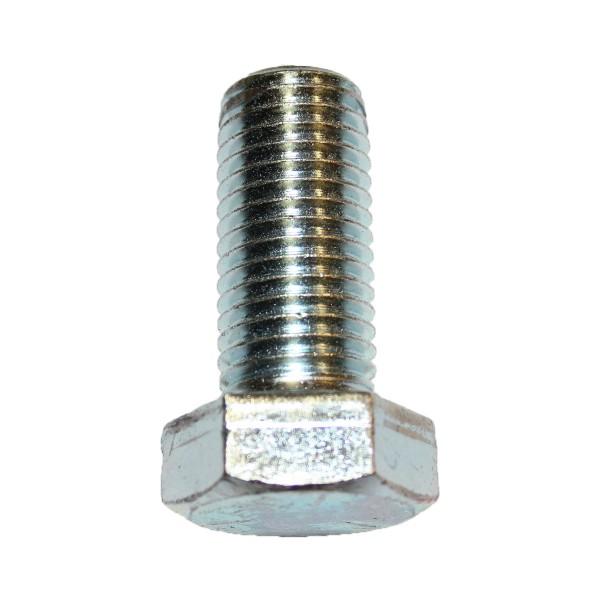 1 Zoll - 8 x 2 1/4 Zoll Länge 57,15 mm Sechskantschraube UNC verzinkt