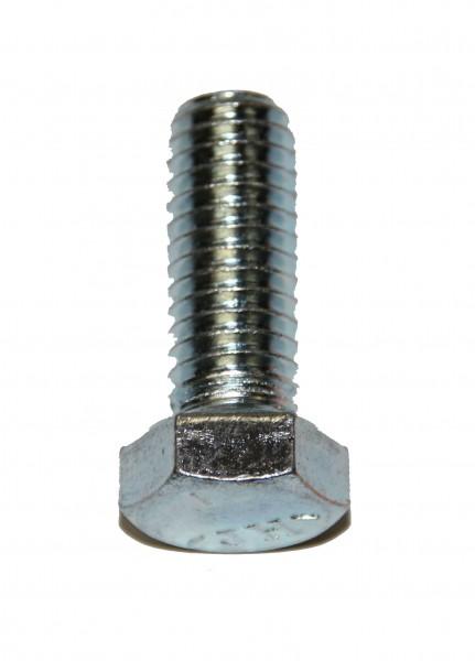 3/8 Zoll - 16 x 1/2 Zoll Länge 12,7 mm Sechskantschraube UNC verzinkt