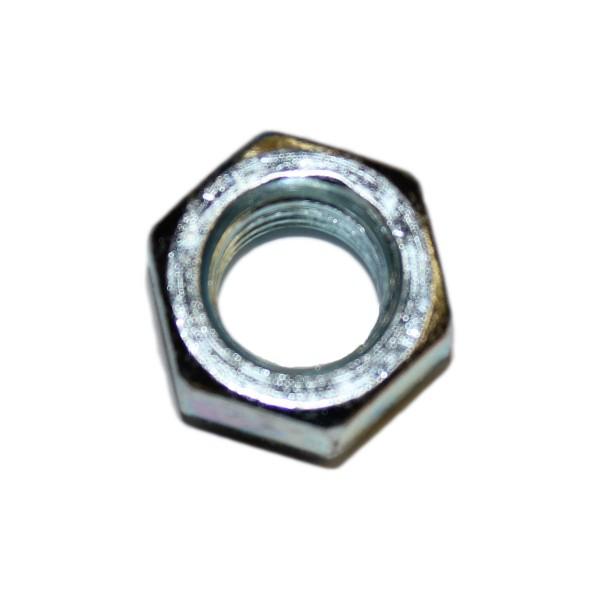 5/8 Zoll - 11 UNC Sechskantmutter Stahl verzinkt
