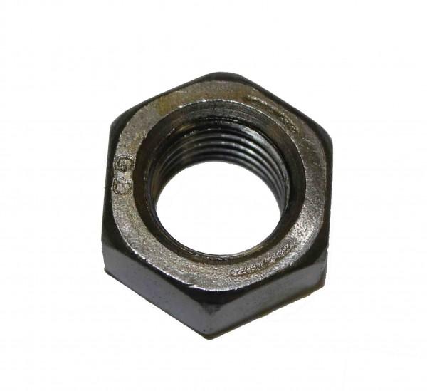3/4 Zoll - 10 UNC Sechskantmutter Stahl Grade 5 (8.8)