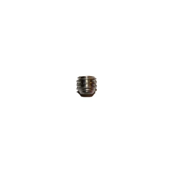 8 - 32 UNC x 1/8 Zoll Länge 3,18 mm Edelstahl A2 Gewindestift UNC