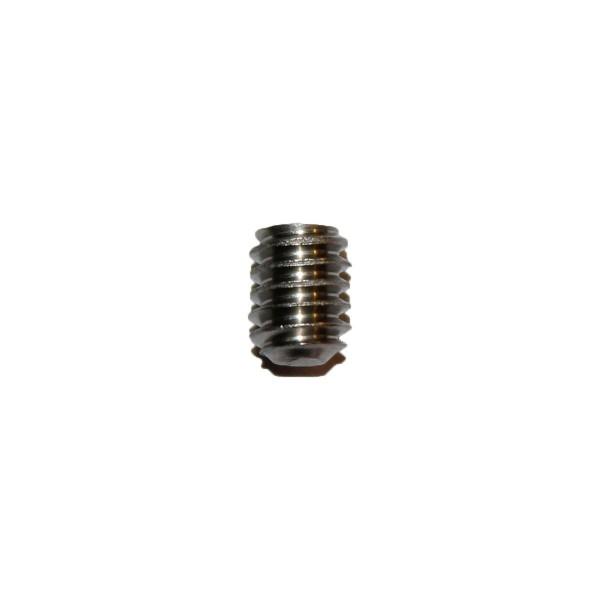 1/4 Zoll - 20 x 5/16 Zoll Länge 7,94 mm Edelstahl A2 Gewindestift UNC