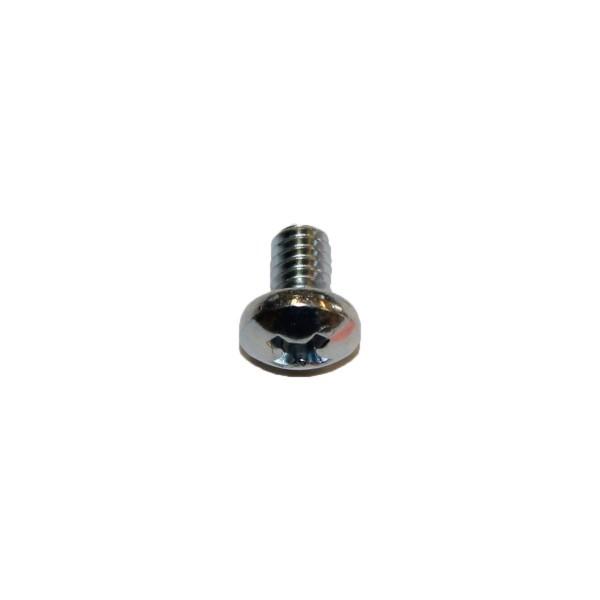 8 - 32 UNC x 1/4 Zoll Länge 6,35 mm Linsenkopfschraube verzinkt UNC