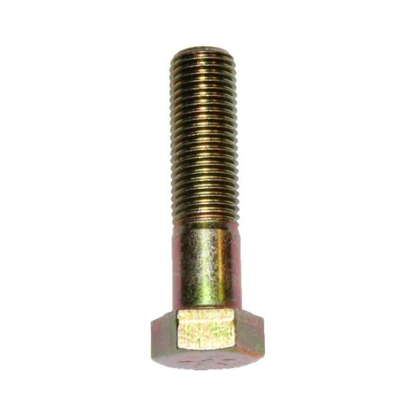 7/16 Zoll - 20 x 1 3/4 Zoll Länge 44,45 mm Sechskantschraube UNF 10.9 gelb verzinkt