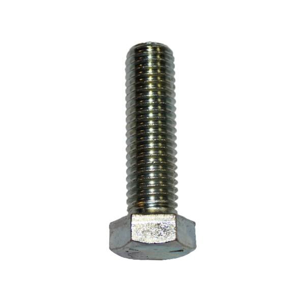 9/16 Zoll - 12 x 2 Zoll Länge 50,80 mm Sechskantschraube UNC verzinkt