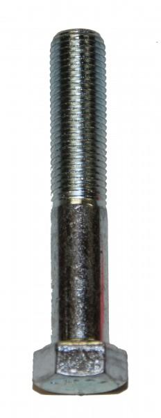 7/16 Zoll - 20 x 3 Zoll Länge 76,20 mm Sechskantschraube UNF verzinkt